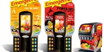 Emergen-C Print Marketing Graphic Design
