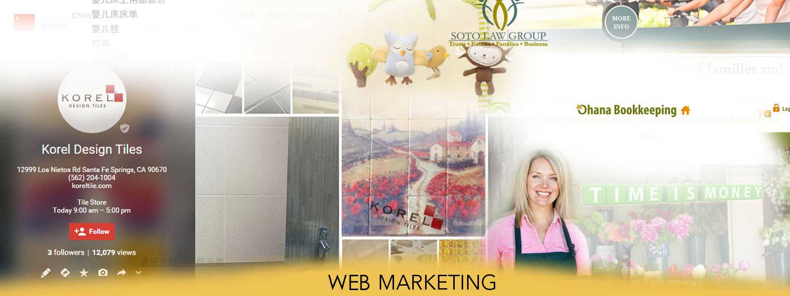 Neo Design Concepts - Web Marketing banner