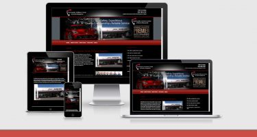 Community Collision Center santa-margarita-responsive-site by Neo Design Concepts
