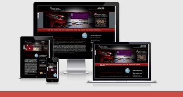 Mission Viejo Auto Collision-responsive-site by Neo Design Concepts