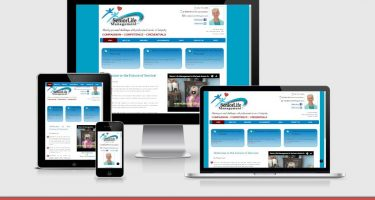 Neo Deisgn Concepts responsive website development of senior-life-management