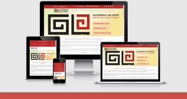 Neo Design Concepts responsive-website design development for ghassemian-law-group