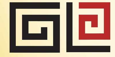 GLG Attorneys logo design