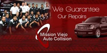 Mission Viejo Auto Collision Banner - Neo Design Concepts Web Marketing _ Social Media Banner Design