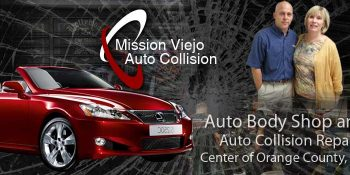 Mission Viejo Auto Collision Bannner - Neo Design Concepts Web Marketing _ Social Media Banner Design