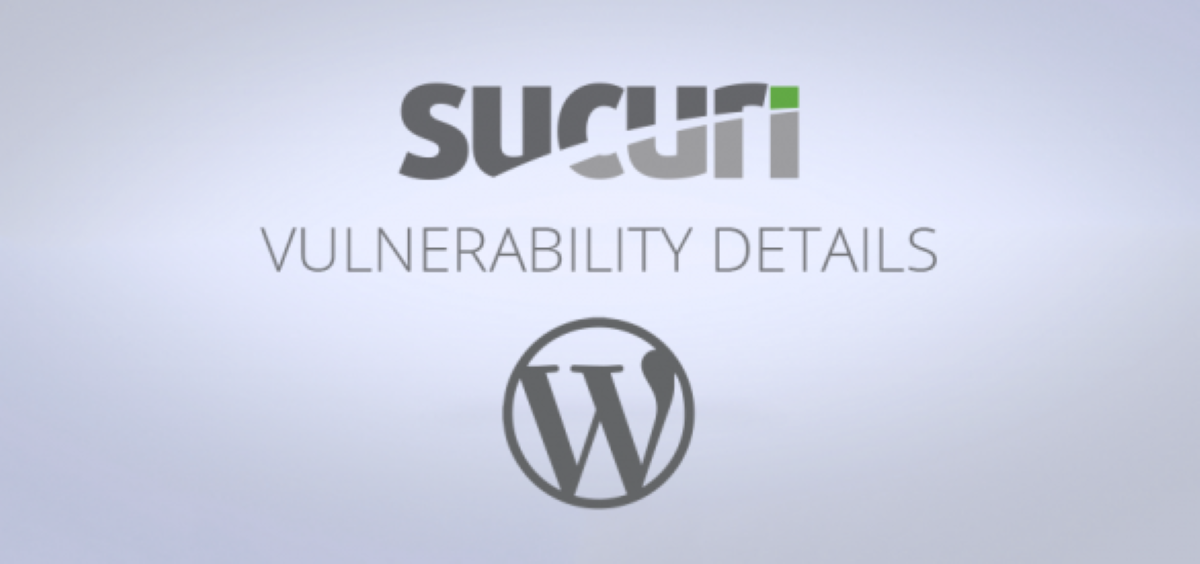 WordPress Content Injection Vulnerability