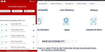 Web Accessibility for Neo Design Concepts
