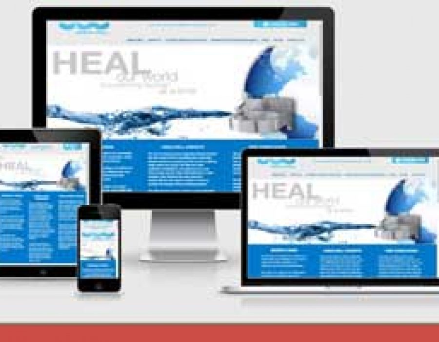 Urban Well Responsive Website Design Development